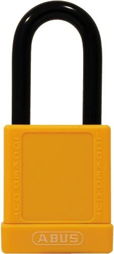 ABUS 74 40 KD Safety Lockout Padl Different Recommended A surprise price is realized Non-Conductive Keyed