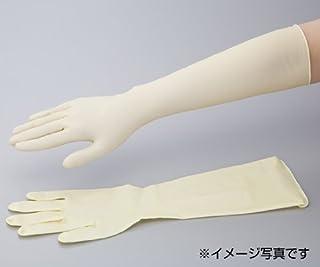 ラテックスロング手袋(スーパーロング)L /0-6111-04