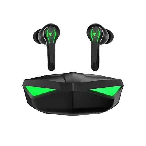Wings Phantom Gaming True Wireless Earbuds, Bluetooth 5.0 Earphones, Less...