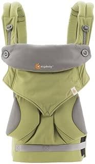 ERGObaby  四个方位360度婴儿背带 绿色