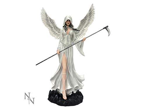 Weird Or Wonderful MERCY by Nemesis Now - Extra Large 61cm Angel Reaper Fairy Figurine Ornament Statue Gothic Nemesis Now Fantasy Magic Magical Mystical Spiritual Gift