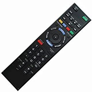 General Remote Control Fit for RM-YD075 149000911 KDL-40W590B KDL-40W600B KDL-48W600B KDL-55EX645 KDL-60EX645 RMYD103 for ...
