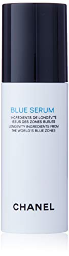 Chanel BLUE SERUM longevity ingredients 30 ml