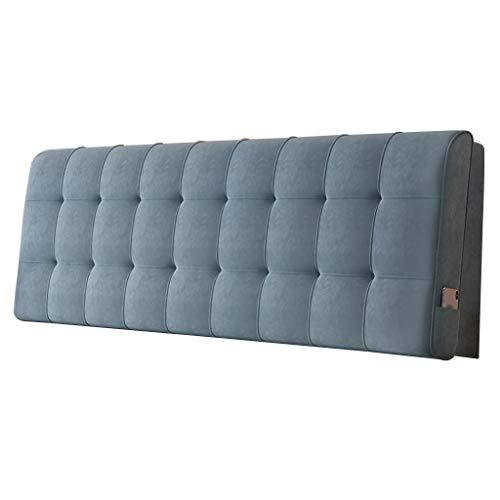 CYLQ Hoofdkussen voor bedden in de rug, leeshoes, zachte rugleuning, hoofdkussen, slaapkamerrug, wasbaar, multifunctioneel, 9 kleuren, 7 maten