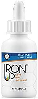 A.C. Grace Company, Iron Up, Liquid Iron Supplement, Grape Flavor, 2 fl oz (60 ml)