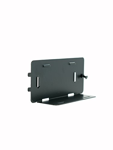 Legrand - On-Q 36489601 HalfWidth Universal Mounting Plate,Black