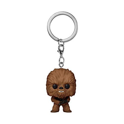 Funko - Figura Pop Keychain: Star Wars - Chewbacca (53055)