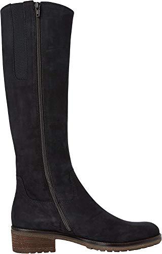 Gabor Shoes Damen Fashion Hohe Stiefel, Blau (Nightblue 16), 36 EU