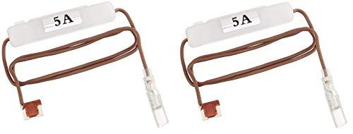 エーモン 低背ヒューズ電源 DC12V・60W/DC24V・120W 7.5Aヒューズ差替用 E576 2個セット