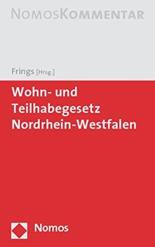 Wohn- und Teilhabegesetz Nordrhein-Westfalen