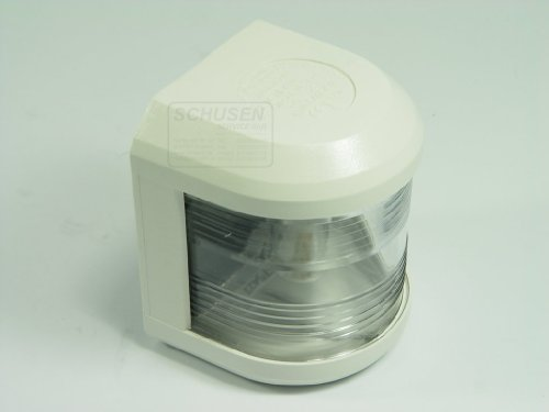 Aqua Signal Camping Accessoires 41 pc-topp Lanterne Boîtier 12 V, Blanc, 48325