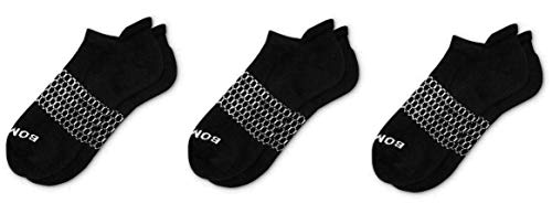 Bombas 3-Pack Men's ankle Socks Honeycomb Large…