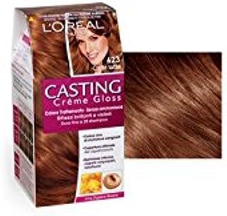 Tinte de pelo Casting creme gloss sin Amoníaco N623 coffeé ...
