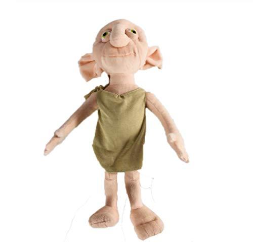 rtyug 30cm Anime Film Dobby Plüschtier Weiche Tiere Gefüllte Puppe Plüschtier Kinder Geburtstagsgeschenke