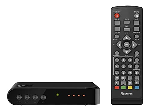 decodificador smart tv steren fabricante STEREN