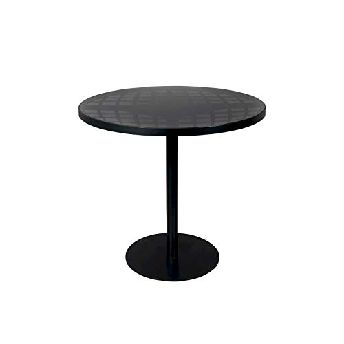 Zuiver Tisch Glas Metall Albert Garden