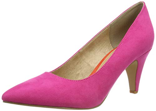 s.Oliver Damen 5-5-22406-22 510 Pumps, Pink (Pink 510), 36 EU