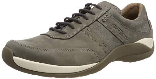 camel active Herren Moonlight 15 Sneaker, Grau (Dk.Grey 5), 44 EU