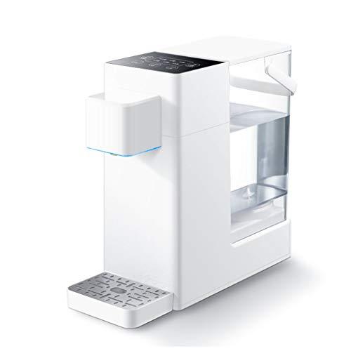Dispensadores de agua caliente Hervidores Mini sobremesa para el hogar Pequeño Oficina...
