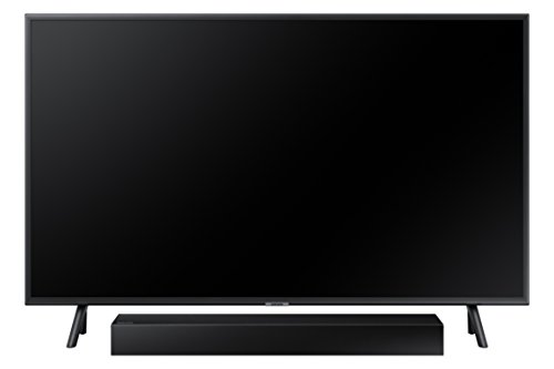Samsung Home Entertainment HW-N300/ZC 2.0-Channel Soundbar Home Speaker, Black, Set of 1