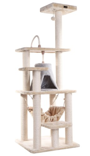 Armarkat Cat Tree Model A6501, Beige