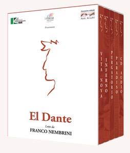 El Dante (cofanetto 4 Dvd + 1 audio Cd)