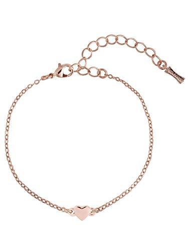 Ted Baker Harsa Tiny Heart Bracelet Rose Gold Tone