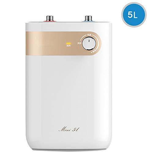 LY Instant Elektrische Wassererhitzer 220V Auf Dem Wasserauslass Kleine Küche Schatz Speicherwasser 5L Küchen 1500W Kleine Wassererhitzer Automatischen Hydratisierung