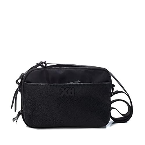 XTI 86567, Bolso de Mujer, Negro, Talla única