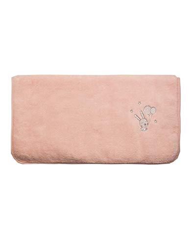 Sensei La Maison du Coton Serviette de Toilette 50x90cm Baby Soft Lapin Coton Peigné