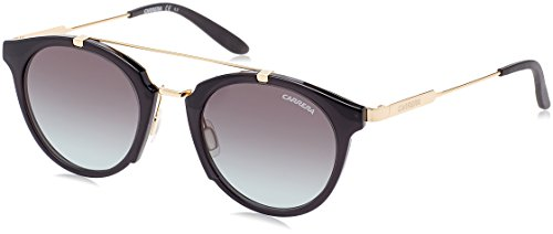 Carrera 126/S PL SDF Gafas de sol, Gris (Dk Grey Gold/Grey Green Ds), 49 Unisex-Adulto