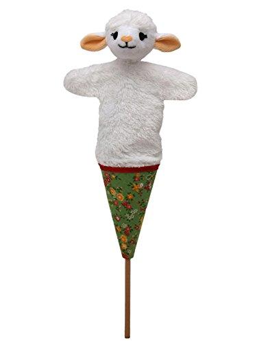 ABA aba71036Oveja Pop-up marioneta, 35cm