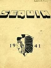 (Custom Reprint) Yearbook: 1941 Newington High School - Sequin Yearbook (Newington, CT)