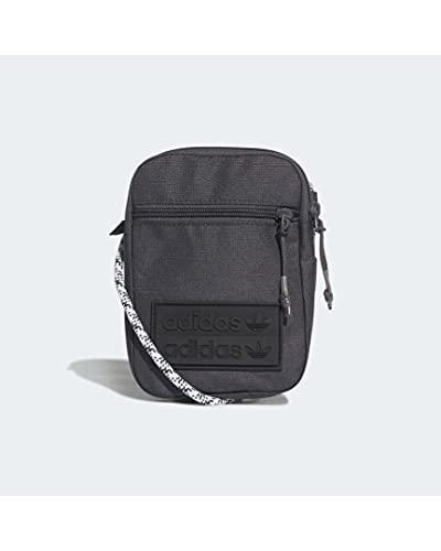 adidas Unisex R.Y.V. Festival Tasche, Solid Grey/White/Black, One Size