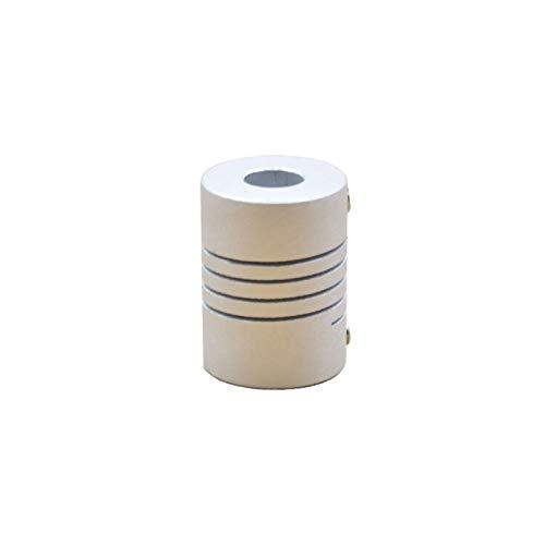 XBaofu 1pc 3D-Drucker-Teile Zubehör Schrittmotor-Aluminium-Legierung Z-Achse Flexible Kupplung D15 L20 Kupplung Wellenkupplung (Größe : 6mm to 6mm)