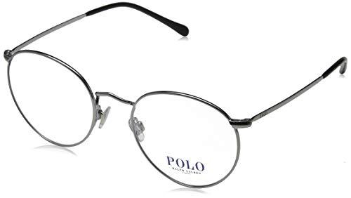 Ralph Lauren Herren 0PH1179 Brillengestell, Gunmetal, 51 EU