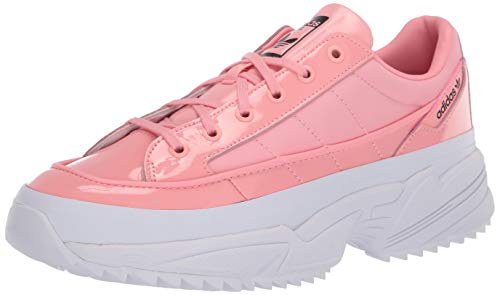 adidas Originals Kiellor Tenis para mujer, Rosa (Glory Rosa/Glory Rosa/Ftwr Blanco), 38.5 EU