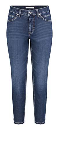 MAC Jeans Damen Hose Women Melanie 7/8 Summer Light Weight Denim 36/28