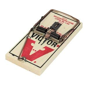 Victor M201 Rat Trap (Pack of 4) - Includes The SJ pest Guide eBook