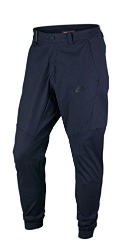 Nike Sportswear Bonded Mens Jogger (32, Navy/Obsidian)