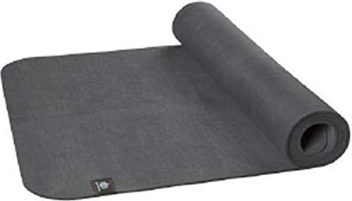 ENERGETICS Unisex– Erwachsene Yoga-Matte-410554 Yoga-Matte, Grey Dark/Black, 183 x 61 x 0,4cm