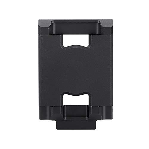 EBTOOLS Ligero Clip de Soporte para Teléfono Inteligente Estabilizador Clip de Soporte de Extensión para Teléfono Móvil Adecuado para Feiyu G6 Plus Estabilizador,Aleación de Aluminio