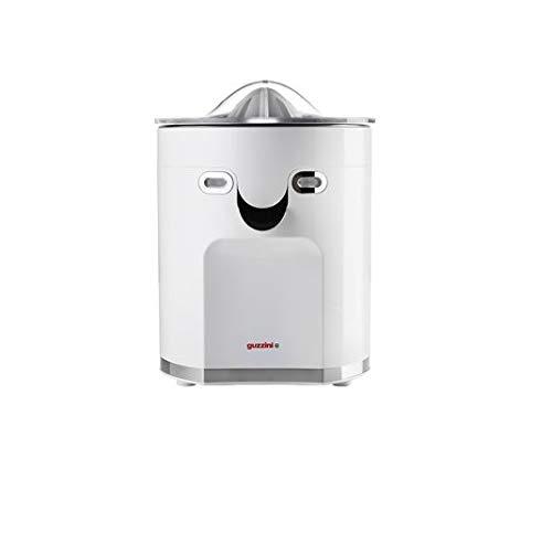 Guzzini Kitchen Active Design Spremiagrumi Elettrico 17,2 x 19,5 x H 22,7 cm, Bianco