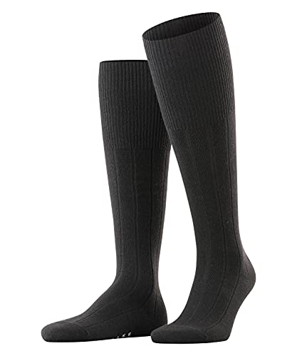 FALKE Herren Lhasa Rib Socken, Schwarz (Black 3000), 39-42 (UK 5.5-8 Ι US 6.5-9)