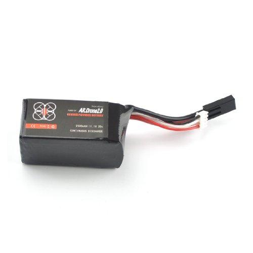 Parrot 2500mAH 11.1V 20C LiPo Bateria de Gran Alcance para P