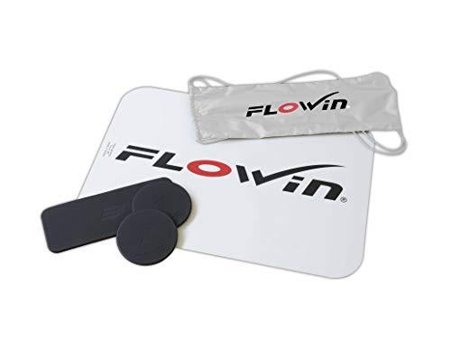 Flowin Trainingsmatte inkl. Zubehör, Fitness