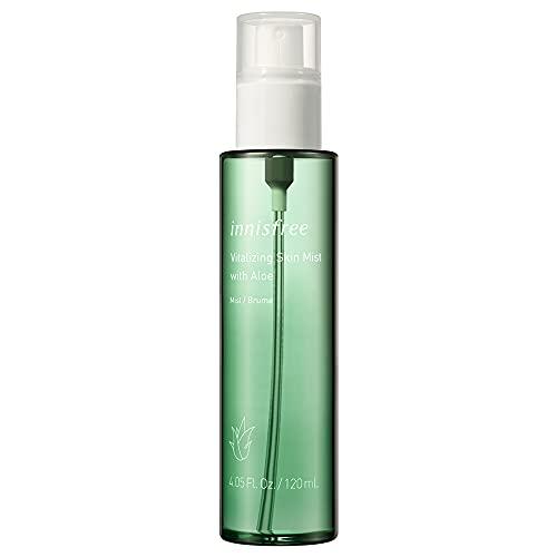 innisfree Aloe Vitalizing Skin Mist Hydrating Face Toner Spray