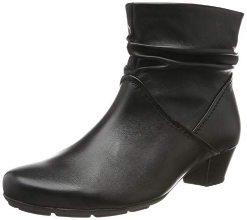 Gabor Shoes Damen Basic Stiefeletten, Schwarz (Schwarz 27), 39 EU