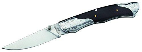 HERBERTZ 209512 Couteau de Poche, Gris, 20 cm