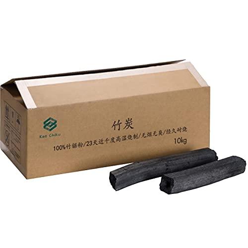 Bambus-Kohle | 10kg Perfekte...